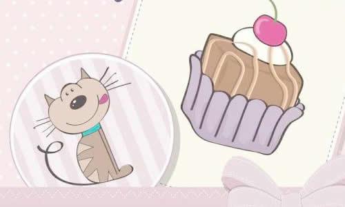 小花猫过生日