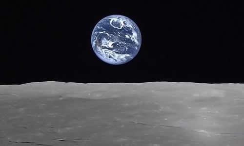 月球之旅作文350字