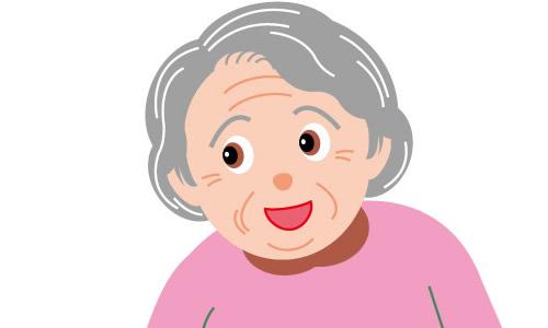 通头像 女生 奶奶