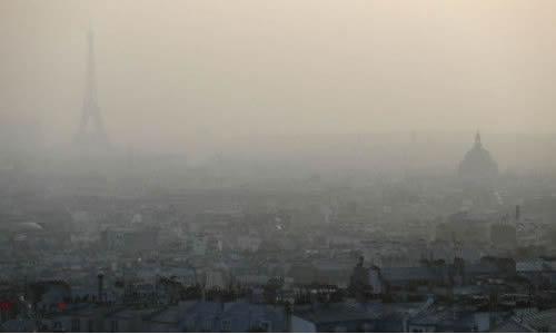 关于雾霾的作文800字