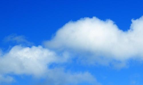 我是一朵云作文400字