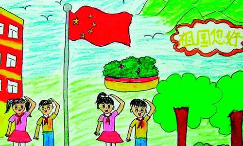 儿童画 500_300