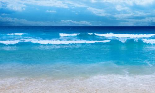 小水滴与大海作文300字