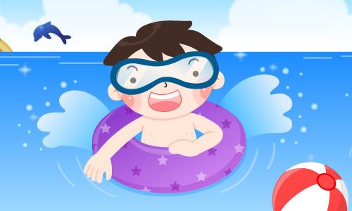 游泳比赛作文1000字
