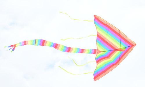 放风筝二年级作文100字图片