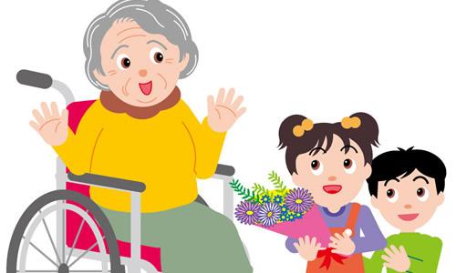 语文s版五年级下册语文第四单元作文:我和奶奶