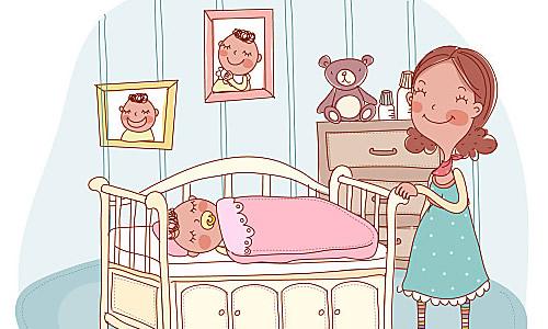 有一天,妈妈腰疼得厉害,卧床不起,爸爸又去了奶奶家.