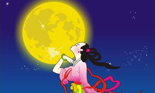苏教版五年级下册语文第七单元作文:嫦娥奔月的故事