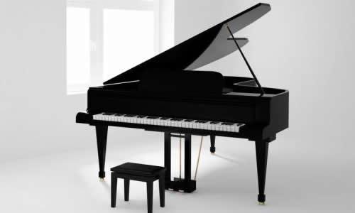 弹钢琴作文一年级图片