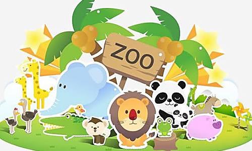 参观动物园作文500字