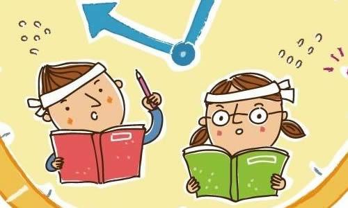 心理手绘漫画学习
