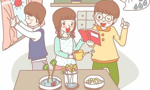 同学友谊团结简笔画