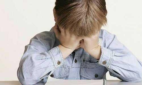 作业的烦恼作文