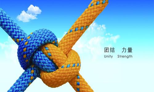 3团结 团结,是由多种情感聚集在一起而产生的一种
