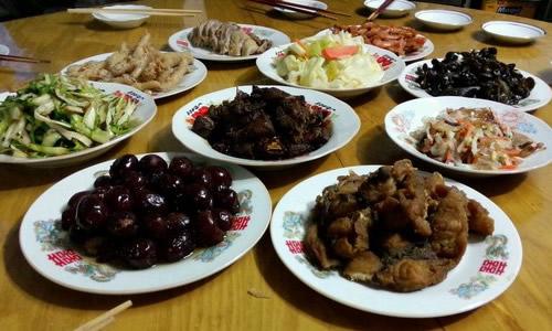 庆元宵节作文吃团圆饭