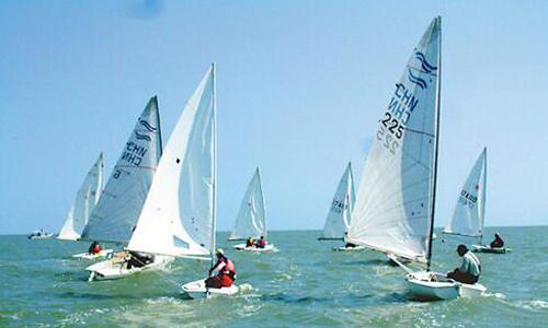 帆船比賽作文