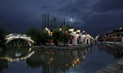 南京秦淮河作文