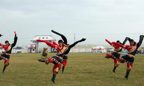 藏族舞蹈作文