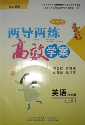 上教版六年级上册英语两导两练高效学案答案