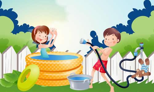 小学作文 > 小学生怀念暑假作文   酸——暑假,当然少不了作业,我每天