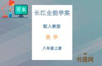 八年级上册数学人教版长江全能学案答案