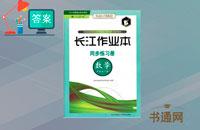 人教版九年级上册数学长江作业本答案