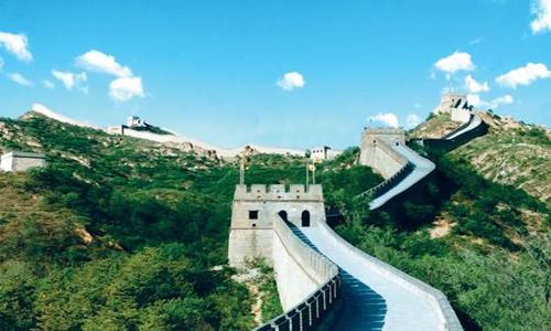 北京长城作文六年级