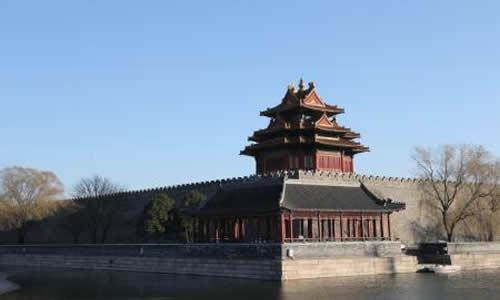 风景优美故宫壁纸