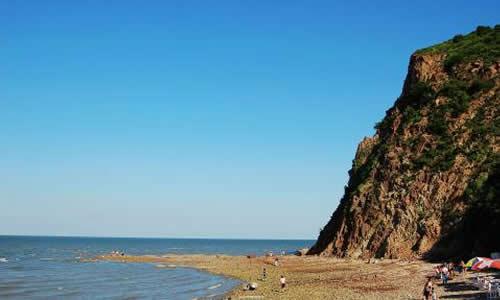 锦州葫芦岛海边