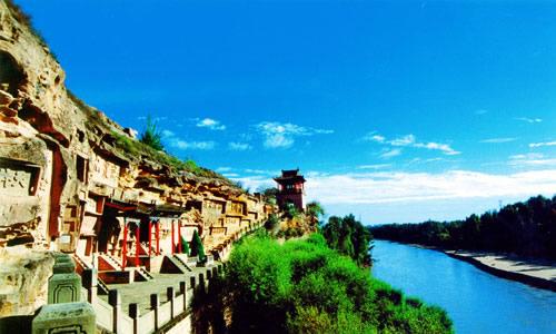 榆林红石峡一日游初中作文东方市图片
