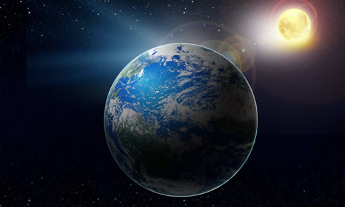 我们保护地球扩句