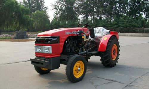拖拉机是工具扩句