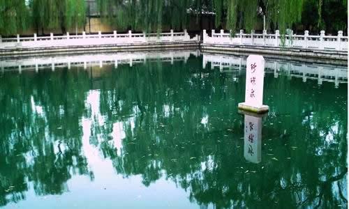 济南的珍珠泉作文