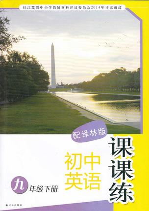 九年级下册英语课课练答案译林版