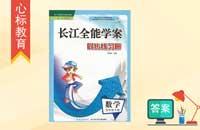 五年级下册数学长江全能学案同步练习册答案人教版